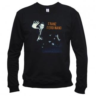 Franz Ferdinand 03 - Свитшот мужской