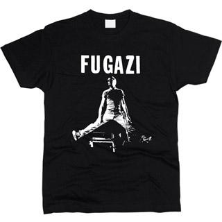 Fugazi 02 - Футболка мужская