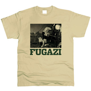 Fugazi 05 - Футболка мужская