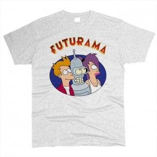 Futurama 01 - Футболка мужская