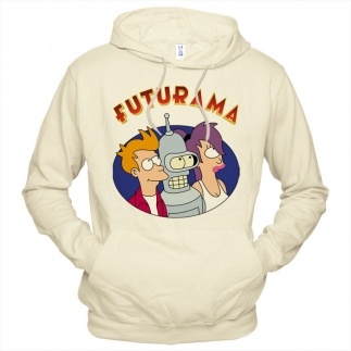 Futurama 01 - Толстовка мужская