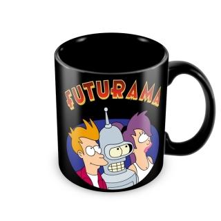 Чашка Futurama 01