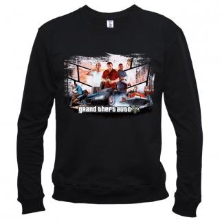 GTA 04 - Свитшот мужской