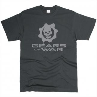 Gears Of War 01 - Футболка мужская