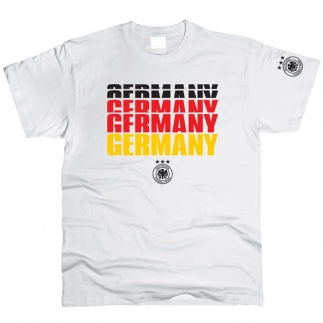Germany 01 - Футболка мужская
