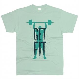 Get Fit 01 - Футболка мужская