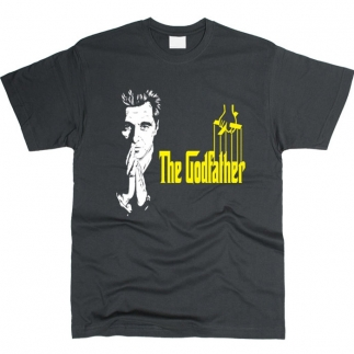 Godfather 03 - Футболка мужская