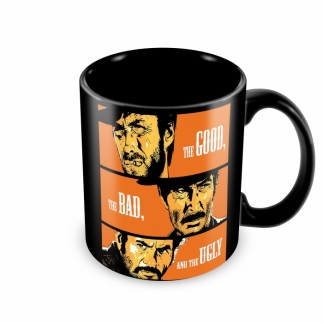 Чашка Хороший, Плохой, Злой 01