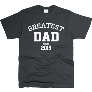 Greatest Dad 01 - Футболка