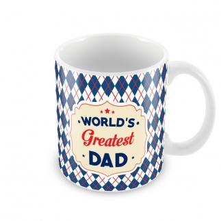 Чашка World's Greatest Dad 01