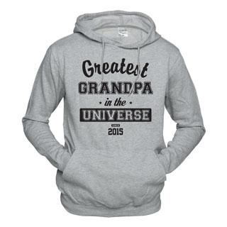 Greatest Grandpa 01 - Толстовка мужская