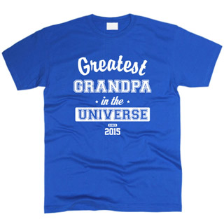 Greatest Grandpa 01 - Футболка мужская