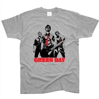 Green Day 01 - Футболка мужская