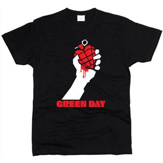 Green Day 02 - Футболка мужская