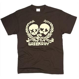 Green Day 04 - Футболка мужская