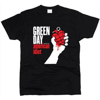 Green Day 07 - Футболка мужская