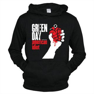 Green Day 07 - Толстовка мужская