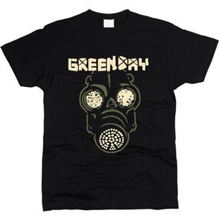 Green Day 08 - Футболка мужская