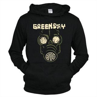Green Day 08 - Толстовка мужская