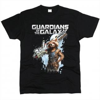 Стражи Галактики 01 - Футболка мужская