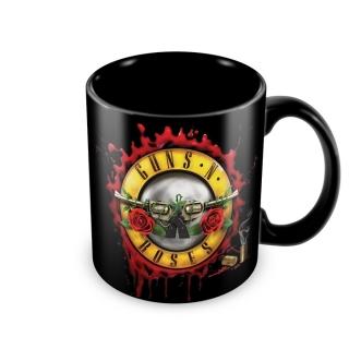 Чашка Guns N' Roses 01