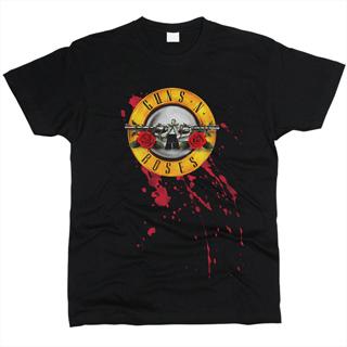 Guns N' Roses 01 - Футболка мужская