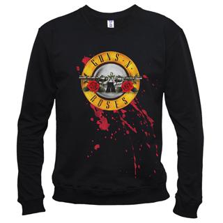 Guns N' Roses 01 - Свитшот мужской