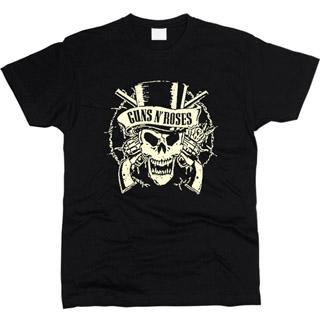Guns N' Roses 03 - Футболка мужская