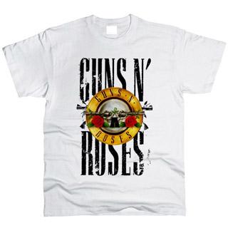 Guns N' Roses 04 - Футболка мужская