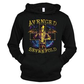 Avenged Sevenfold 05 - Толстовка мужская