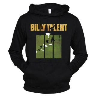 Billy Talent 03 — Толстовка женская