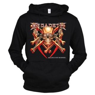 Megadeth 01 - Толстовка мужская