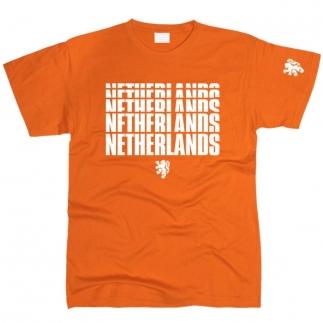 Netherlands 01 - Футболка мужская