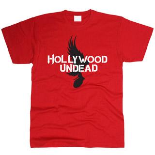 Hollywood Undead 03 - Футболка мужская