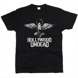 Hollywood Undead 04 - Футболка мужская