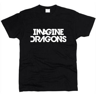 Imagine Dragons 01 - Футболка мужская