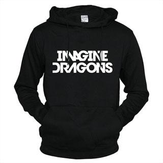 Imagine Dragons 01 - Толстовка женская