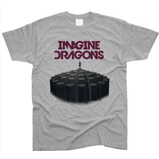 Imagine Dragons 03 - Футболка мужская