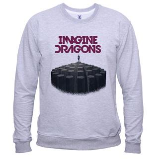 Imagine Dragons 03 - Свитшот мужской