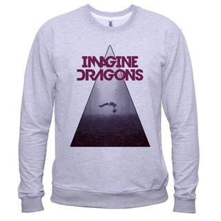 Imagine Dragons 05 - Свитшот мужской