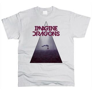 Imagine Dragons 05 - Футболка мужская
