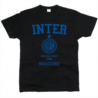 Inter 01 - Футболка мужская