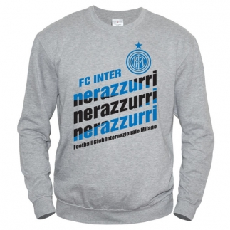 Inter 02 - Свитшот мужской