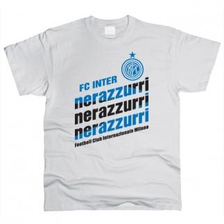 Inter 02 - Футболка мужская