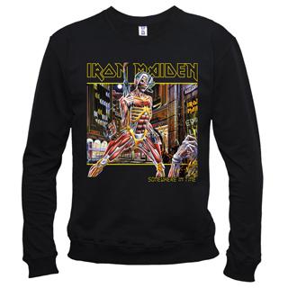 Iron Maiden 01 - Свитшот мужской