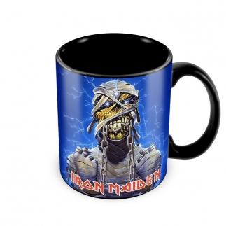 Чашка Iron Maiden 01