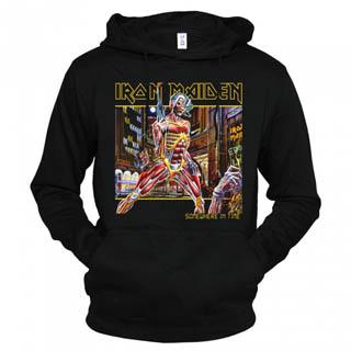 Iron Maiden 01 - Толстовка женская