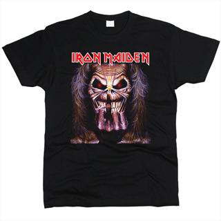 Iron Maiden 02 - Футболка мужская
