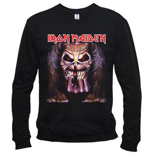 Iron Maiden 02 - Свитшот мужской