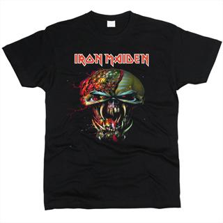Iron Maiden 04 - Футболка мужская